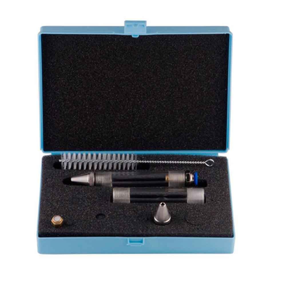 Caneta Extratora de Cravos Acrílico 2 Ponteiras Inox (OZ)  - Emphática