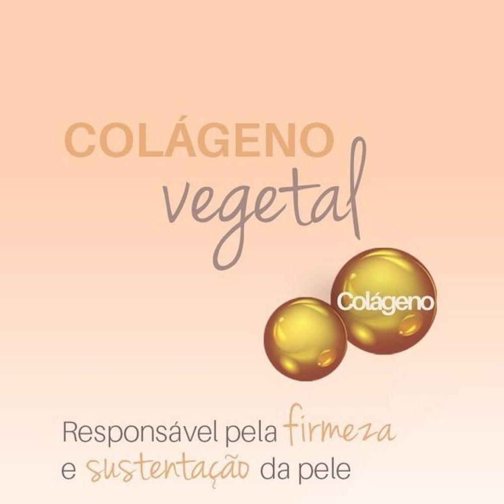 Creme de Massagem Firmador Colágeno Vegetal E Q-10 500g (Raavi)  - Emphática