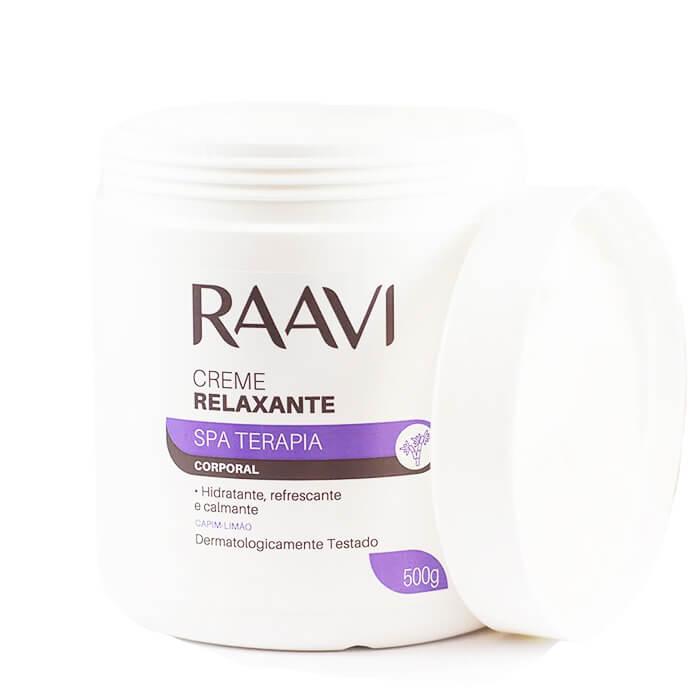 Creme Relaxante Spa Terapia 500g (Raavi)  - Emphática
