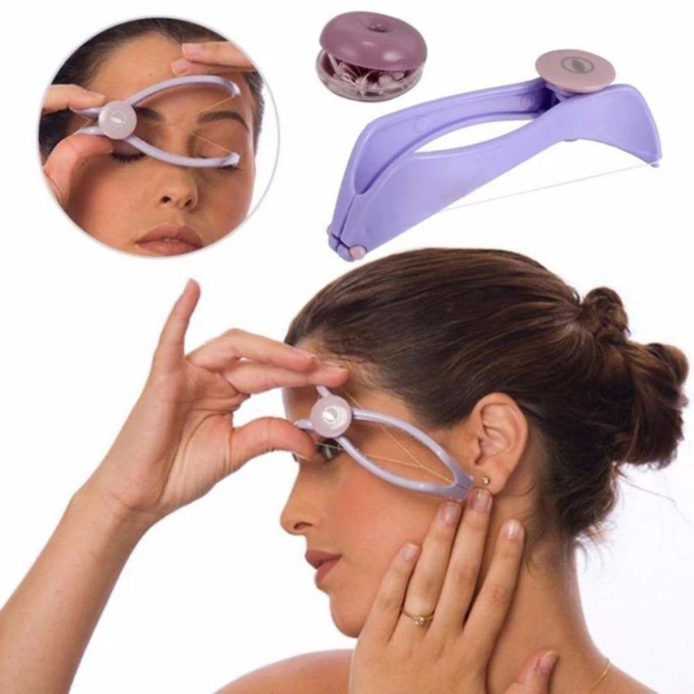 Depilador Facial com Linhas (Método Egípcio)  - Emphática