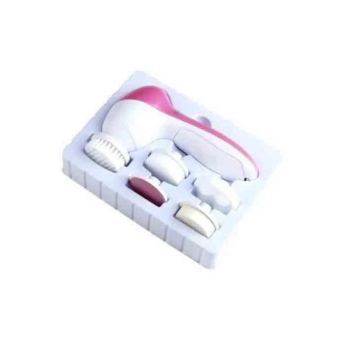 Escova Elétrica de Limpeza Facial 5 em 1  - Emphática