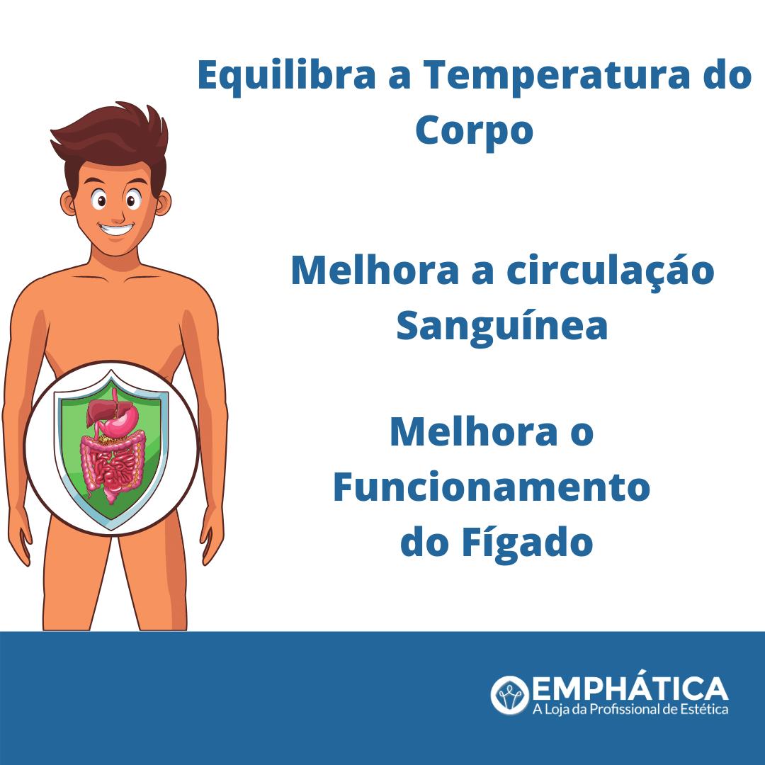Esfera Grande para Cromoterapia Kit c/ 6  - Emphática