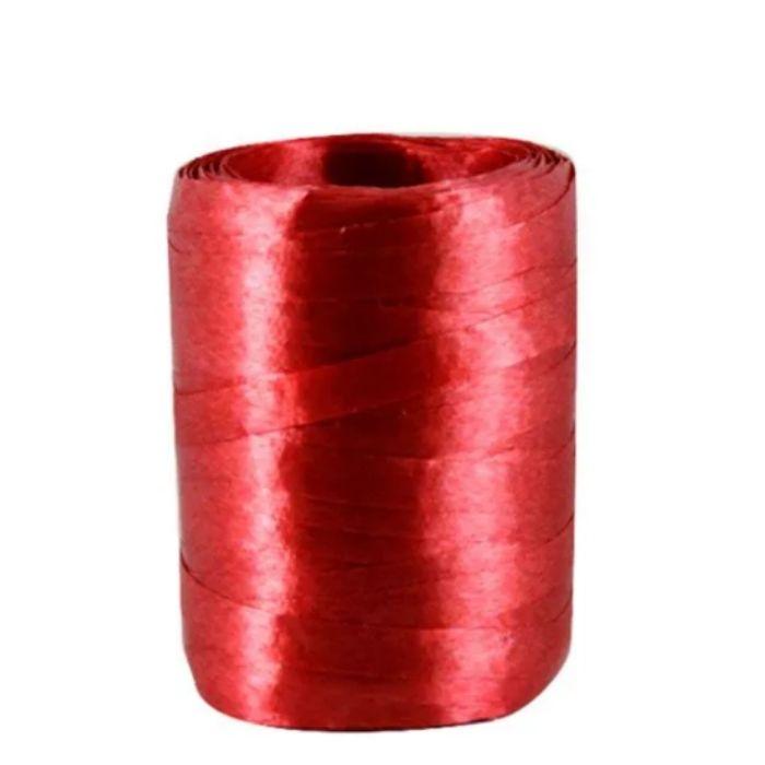 Fitilho Plástico para Embalagens e Presentes 05mmx50m com 10 unidades  - Emphática