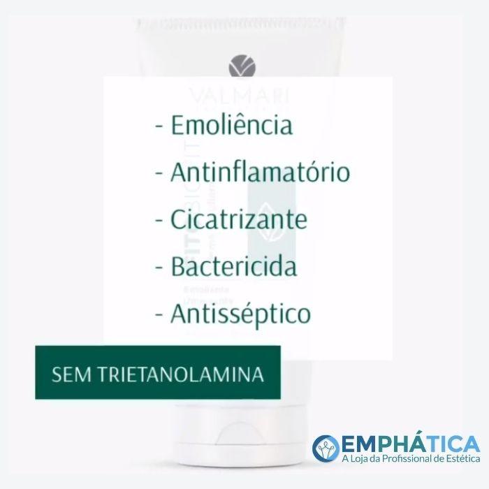 Fitobiovit Creme Emoliente 120g (Valmari)  - Emphática