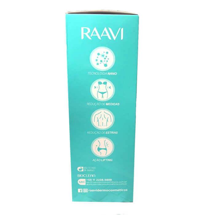 Gel Creme Fittie Firmador e Redutor de Estrias 250g (Raavi)  - Emphática
