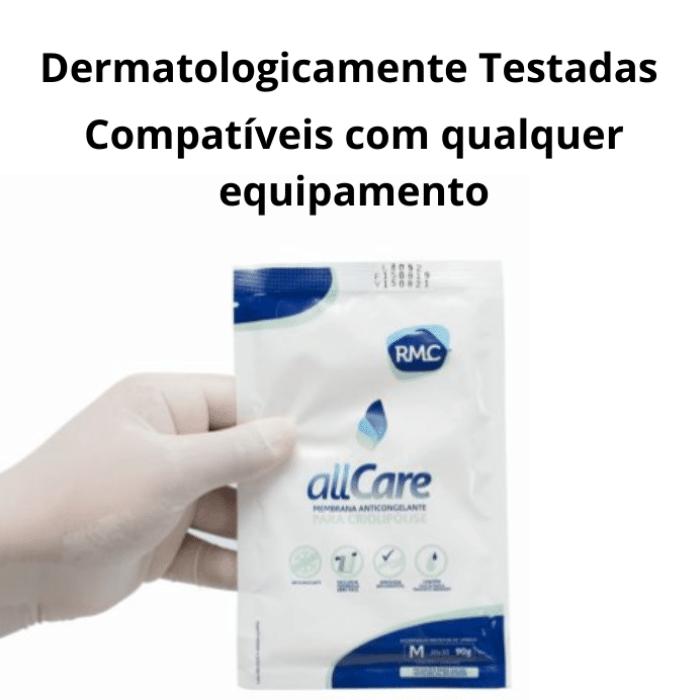 Membrana Anticongelante All Care Tam M (RMC) Kit c/ 4 unid  - Emphática