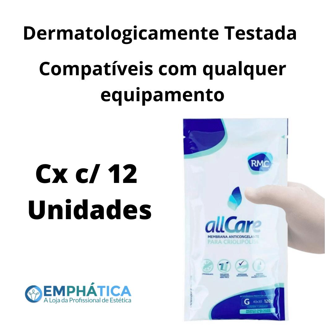 Membrana Anticongelante All Care Tamanho G (RMC) com 12 unidades  - Emphática