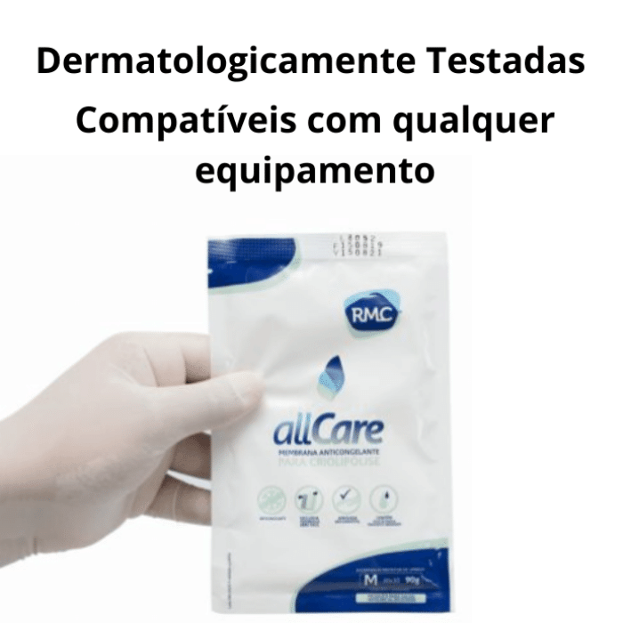 Membrana Anticongelante All Care Tamanho M (RMC) com 16 unidades  - Emphática