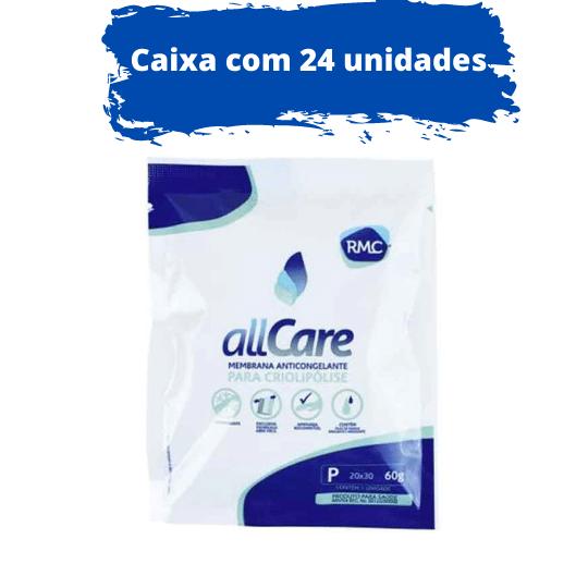 Membrana Anticongelante All Care Tamanho P (RMC) com 24 unidades  - Emphática
