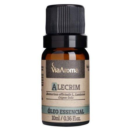 Óleo Essencial 10ml - 2 Alecrim + 2 Lavanda (Via Aroma 100% Natural)  - Emphática