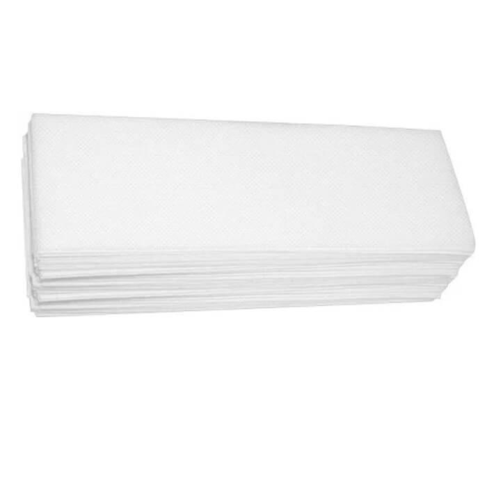 Papel para Depilação Standard (Falso Tecido) 22,8 cm x 7,3 cm com 100 Unidades (SC)  - Emphática