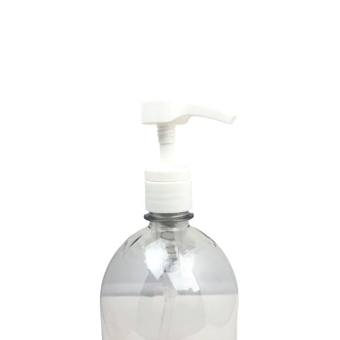 Saboneteira Plástica Transparente  - Emphática