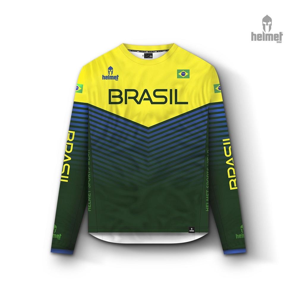 PRÉ VENDA - Camisa Oficial Panamericano Helmet SW