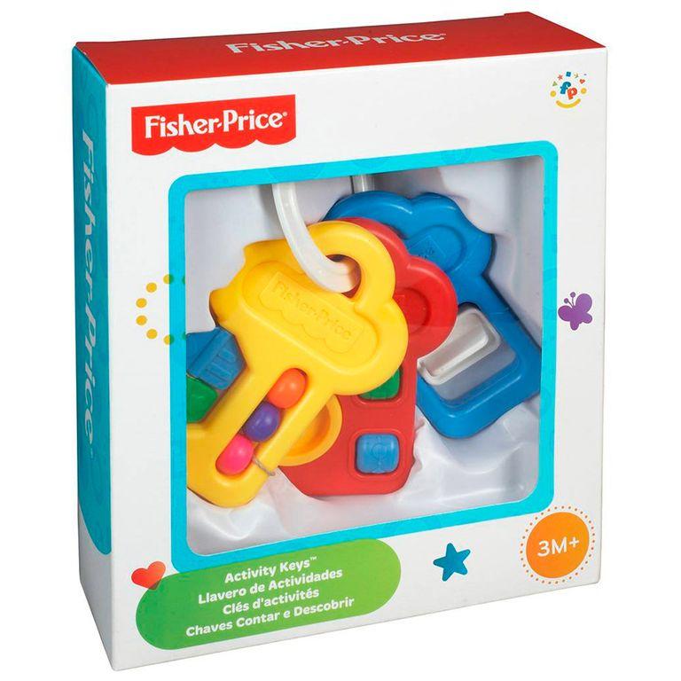Chaveiro de Atividades - Fischer Price