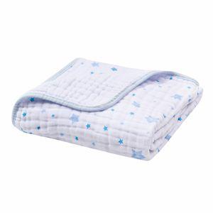 Cobertor Soft Celeste Azul - Papi