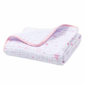 Cobertor Soft Celeste Rosa - Papi