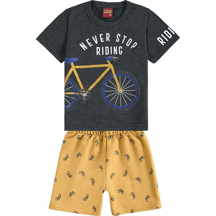 Conjunto bicicleta - Kyly
