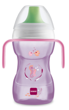 Copo Fun To Drink Girl 270ml - MAM