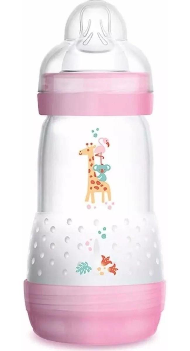 Mamadeira Easy Start First Bottle Girl - MAM