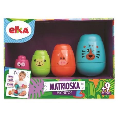 Matrioska Bichitos - Elka
