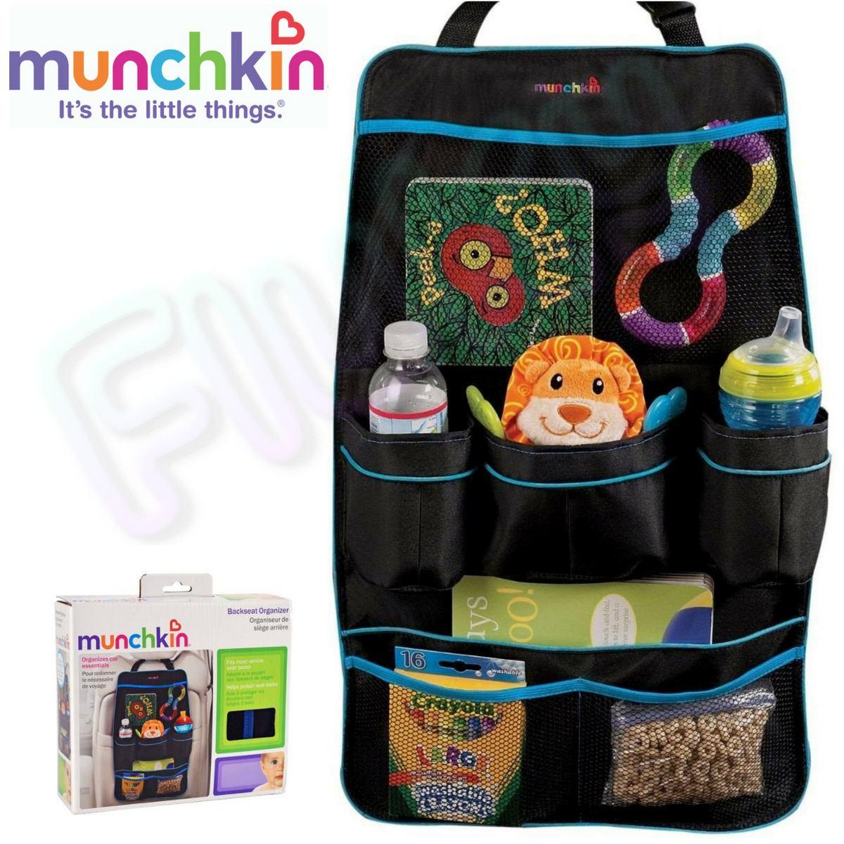 Organizador de Brinquedos para Carro e Carrinho - Munchkin