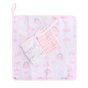 Paninho de Boca Soft Premium rosa - Papi