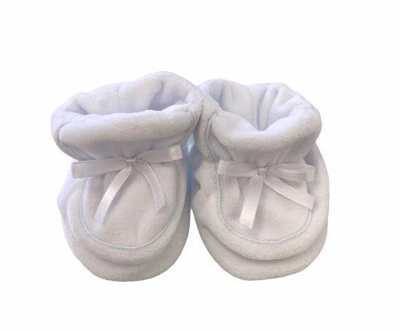 Pantufinha de Bebê Lacinho - Girelli Baby