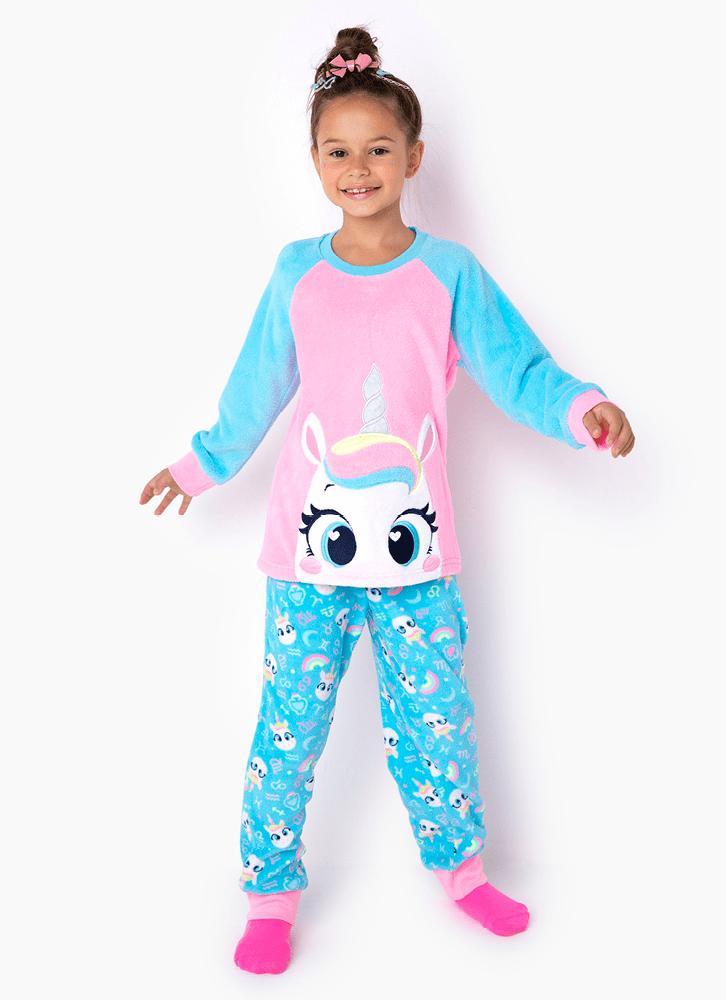 Pijama Soft Unicórnio - Puket