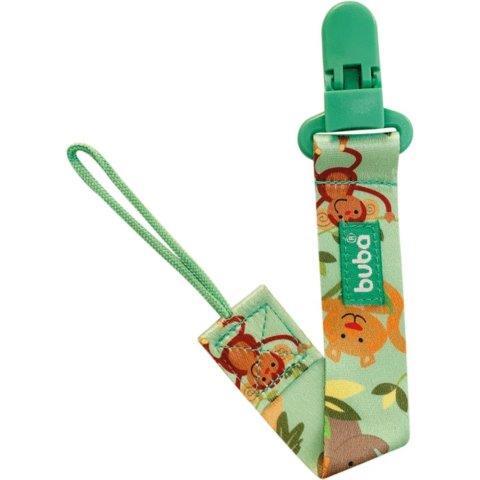 Prendedor de chupeta Safari - Buba