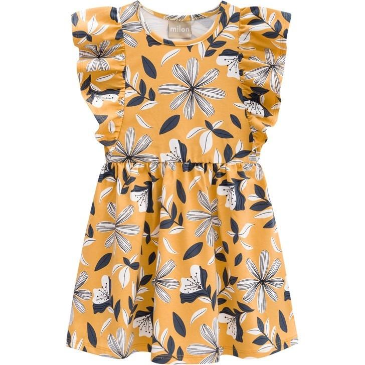 Vestido Flores Verão  - Milon