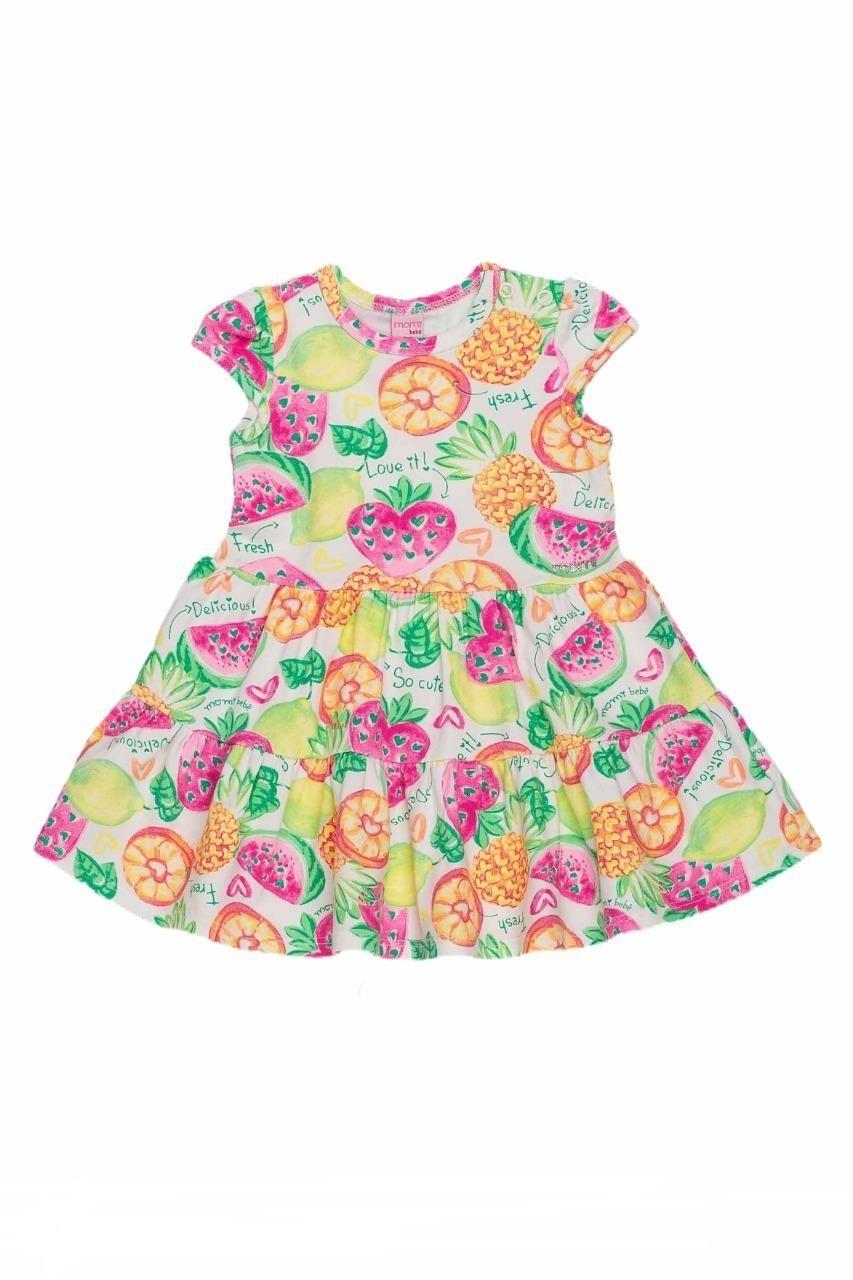 Vestido Frutinha Boa  - Momi