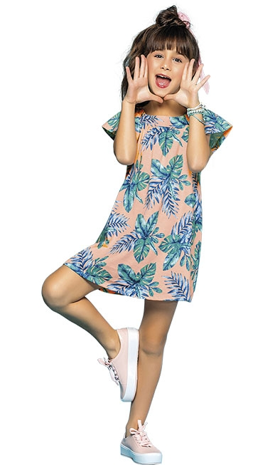Vestido pop - Nanai