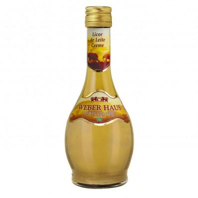 Licor de Creme de Leite com Marula Weber Haus - 375ml