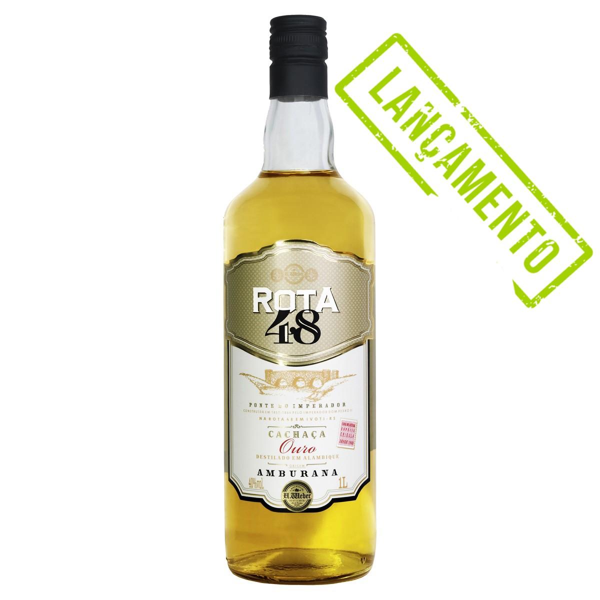 Kit lançamentos com 1 Rota 48 Ouro, 1 Rota 48 Prata, 1 London Dry Gin Antiqua e um Vinagra de caldo de cana Antiqua.