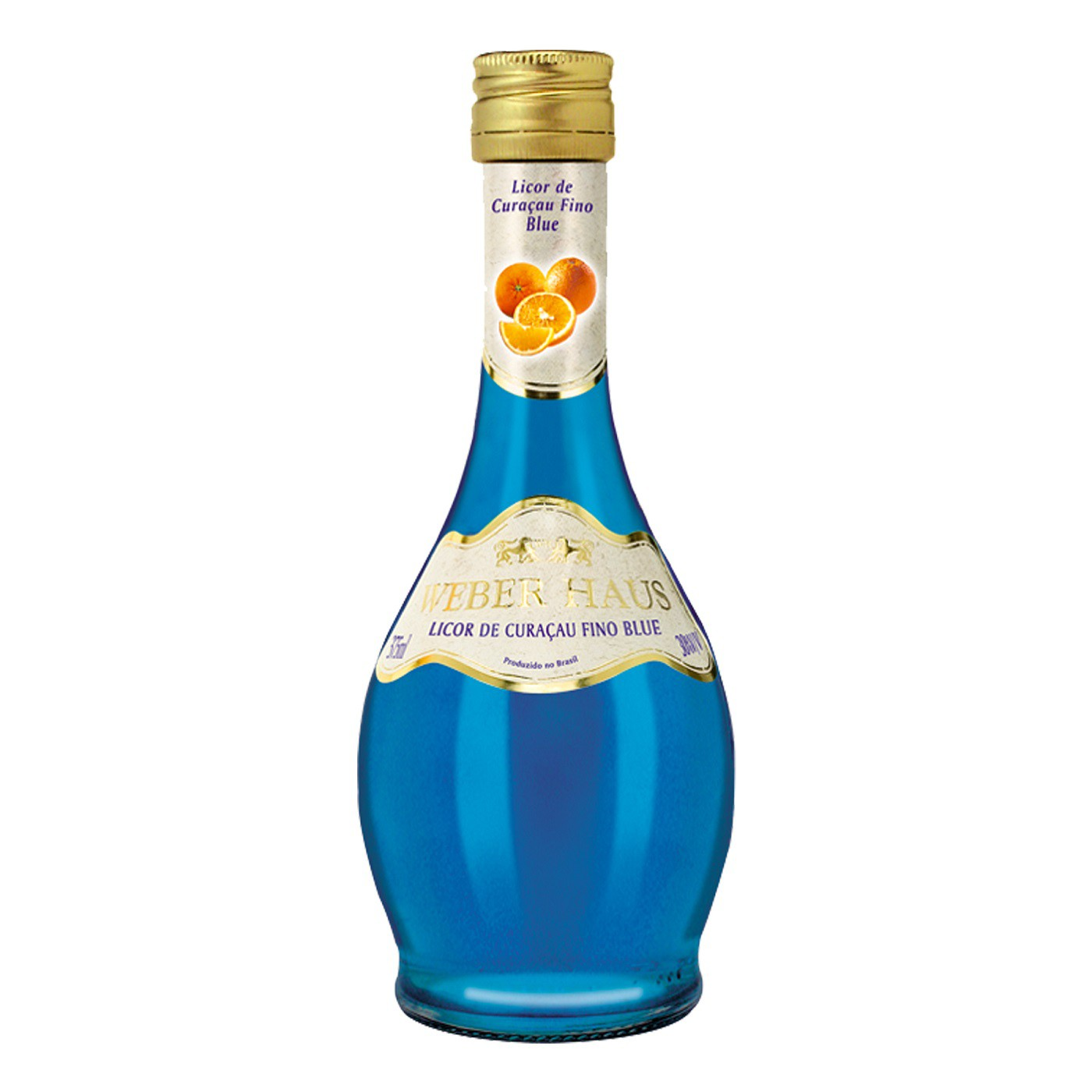 Licor Weber Haus de Curaçãu Blue - 375ml
