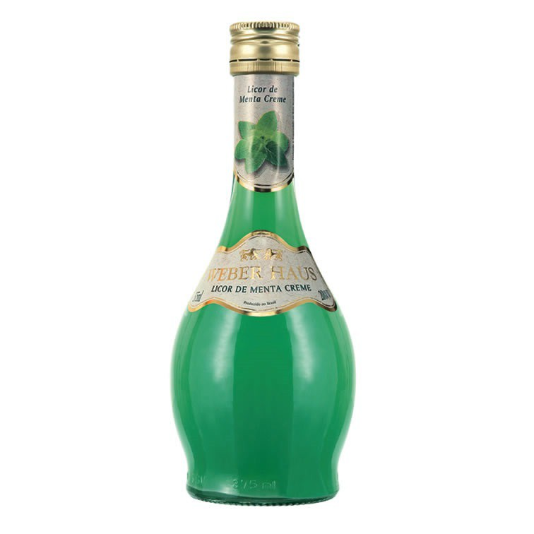Licor de Menta Weber Haus - 375ml