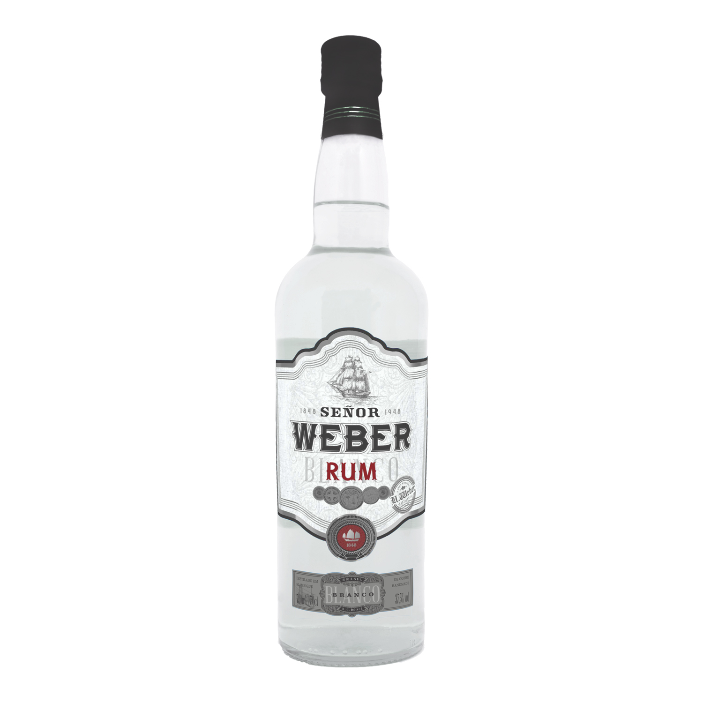 Rum Blanco Señor Weber - 700ml