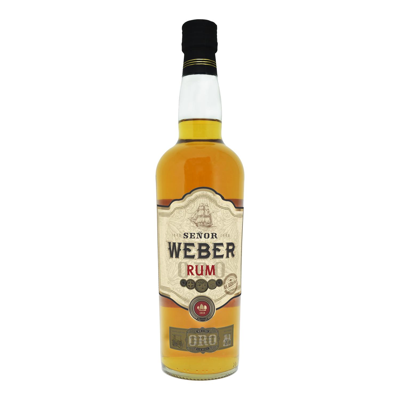 Rum Oro Señor Weber - 700ml