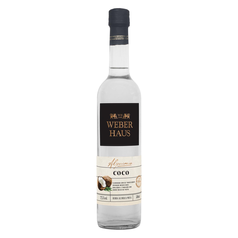Weber Haus Bebida Mista de Coco - 500ml