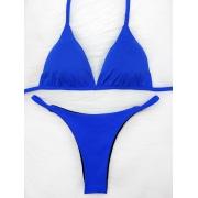 Biquíni de Fita - Azul Royal