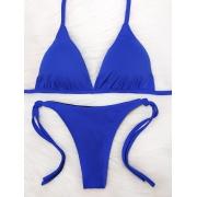 Biquíni Lacinho - Azul Royal