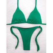 Biquíni Lacinho - Verde Bandeira