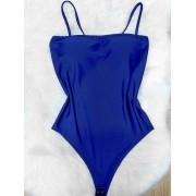 Body Reto - Azul Royal