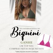DIA INTERNACIONAL DO BIQUINI - TOP