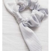 Scrunchies - Branco Pérola