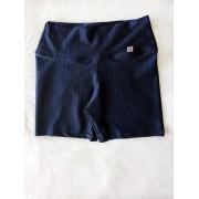 Shorts em Poliamida 3D - Azul Marinho