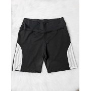 Shorts Fitness Tela - Branco