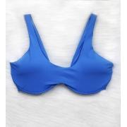 Top Cropped Aro Summer - Azul