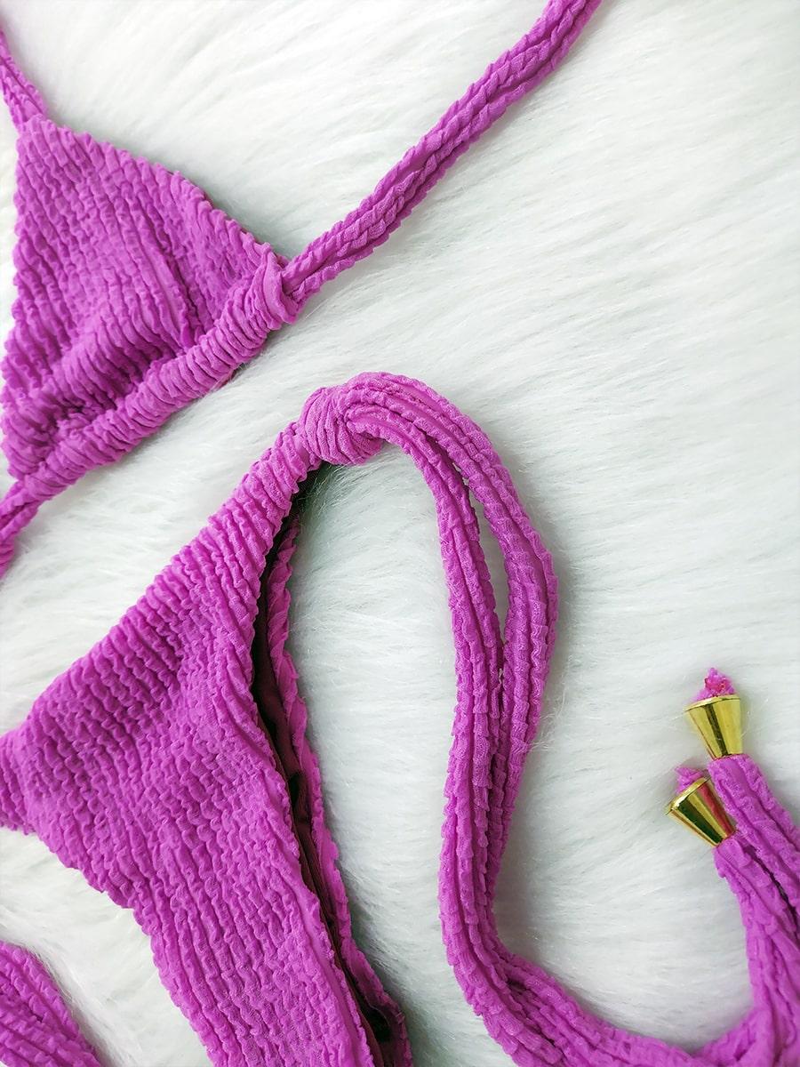 Biquíni Ondas - Pink