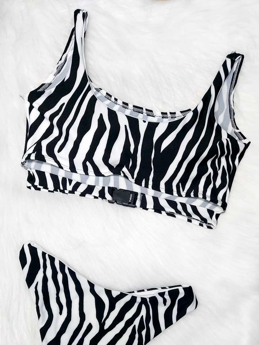 Biquíni Street - Zebra
